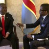 Garry Iwele GI reçoit le premier ministre Matata Ponyo Mapong