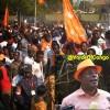RDC : Plusieurs milliers d'étudiants assiègent la résidence de Muyambo pour dire non à la révision de la Constitution