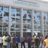 Burkina Faso: Mobilisation contre la révision constitutionnelle : Chaos à Ouagadougou, Assemblée saccagée, Hôtel vandalisé (VIDÉO)