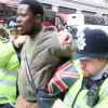 LUMBÉ LUMBÉ des Combattants UK contre les Rwandais Pro-Kagamé à Londres