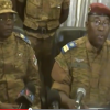Déclaration de l'armée Burkinabé (VIDÉO)