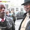 Les Combattants en colère s'expriment contre la présence de Kagame et Museveni à Londres