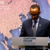 Sommet d'Investissement Global à Londres : Le discours de Paul Kagame à Chatham House (Anglais/English)