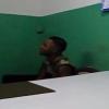 Vidéo de Sankara De Nkuta entre les mains de la police