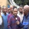 """Libération de Sankara en image : """"J'étais accusé par mon collegue musicien et je remercie les présidents Werrason et JB Mpiana"""""""
