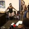Il est Sélectionné, ses parents interrompent la conférence de presse en dansant