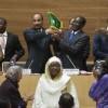 Robert Mugabe est le nouveau président de l'Union Africaine