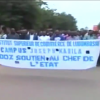 #RDC : Marche de Soutien à Joseph Kabila à Lubumbashi (VIDÉO)