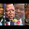 Débat Africain : La #RDC Sous Tension : Franklin TSHAMALA et MENDE contre KAMERHE et MWENZE KONGOLO