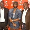 RDC : Fally Ipupa signe un contrat de 3 ans comme ambassadeur d'Airtel (VIDÉO)