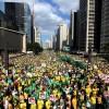Brésil : Des centaines de milliers de Brésiliens disent « dehors » à Dilma Rousseff