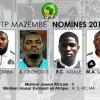 Meilleurs Joueurs Africains et Meilleur sur le continent: Kidiaba, Gbohouo Assale et Samatta nominés
