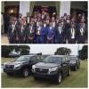 RDC: Joseph Kabila décore les Léopards sacrés champions au CHAN 2016