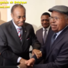 [VIDÉO] BRUXELLES, Edem Kodjo reçu par Etienne Tshisekedi