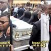 INTÉGRALITÉ: Arrivée et Départ du Corps de PAPA WEMBA vers la Morgue.FORTE ÉMOTION de Maman AMAZONE et Sa Fille !!!