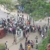 Kinshasa : échauffourées à l'ISTA entre policiers et étudiants, 5 blessés