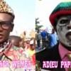 Mort de PAPA WEMBA: « MOBUTU » Pleure et les Témoignages sur la personne de Papa WEMBA