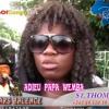 Kinshasa : Place Matonge après l'enterrement de Papa WEMBA avec la Danseuse «Cuisse de Poulet »