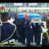 MORT DE PAPA WEMBA: L'arrivée du Corps de PAPA WEMBA au Palais du Peuple