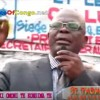 MATINÉE POLITIQUE/UDPS, BRUNO MAVUNGU: 19 Décembre, KABILA akende Kopema, ako Kende na CENI Naye!!!