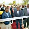Kongo Central: Joseph Kabila inaugure un l'hôtel de son frère, Zoe Kabila à Moanda