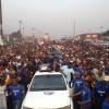 Tshisekedi met Kinshasa K.O.