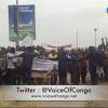 Retour de TSHISEKEDI : les Congolais en attente de TSHISEKEDI lancent des Slogans Anti-KABILA