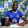 Football: l'international Congolais,Yannick Bolasie signe pour 5 ans à Everton