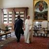 Le président de la RDC Joseph Kabila reçu par le pape François