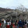 Effondrement d'un immeuble à Kinshasa : la famille des victimes exige des sanctions sévères