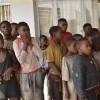 Goma : 5 armes déterrées et 37 enfants de la rue dit <<MAIBOBO>> entre les mains de la PNC