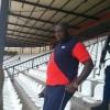 Sport: le Général Célestin KANYAMA au stade TPM