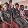 Goma: la justice lave son image. trois Kidnappeurs condamnés à 20 ans de prison et payaient de 30.000usd d'amande à la partie civile