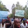 Manifestation à l'Unikin : Une activiste de droits de l'homme arrêtée