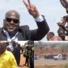 FELIX TSHISEKEDI à LUSHI: KYUNGU empêché d'aller à l'aéroport et Militants UDPS dispersés [VIDEO]