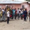 BENI : assassinat d'un jeune de Oicha par un élément FARDC. les jeunes de Oicha dans la rue et dénonce cela