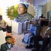 "Maman LANDU, OKITO et la Societe Civile face a FELIX TSHISEKEDI a Londres: ""KABILA doit Partir!"""