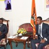 Joseph Kabila en visite de travail en Zambie