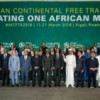 La RDC parmi les 44 pays africains qui ont signé l'accord historique sur une zone de libre-echange