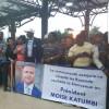 """Rwanda : Moise Katumbi accueilli """"en président"""" par les ressortissants congolais"""