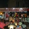 Elections : Scènes de liesse hier à Kingabwa après le lancement officiel de la campagne de Gekoko Mulumba