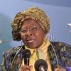 """Justine Kasa-Vubu donne sa position sur """"Mascarade"""" de Genève et élections du 23.12"""