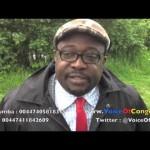 Lumumba Yoto : Precisions sur l'arrivée de KAGAME et MFUMU NTOTO induit en erreur par la 3eme Voie Europe
