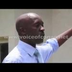 Rene Abandi porte parole du M23 dénonce les contradictions et les point en defaveur des Congolais dans la resolution