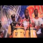 MUSIQUE : Visite d'Ali Mbonda et Chikito chez JB Mpiana et Wenge BCBG
