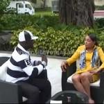 L'ex-Femme de Zacharie Bababaswe, Veronique Mpova Productrice de Cindy le Coeur Chez Gabana