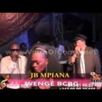 JB MPIANA accepte publiquement de chanter dans l'album d'ALAIN MPELA Flèche empoisonnée