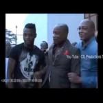 KOFFI OLOMIDE reçoit les frères Ayew et petite interview avec Alexandre Song le Camerounais