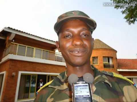 """Le Colonel Mamadou Ndala : """"Goma ne tombera plus aux mains de M23″  [Interview de CAYP]"""