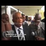Vital Kamerhe, Gabriel Mokia, Mfumu Ntoto, ect : Declaration sur la concertation Nationale